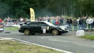 preview picture of video '4. Impreza & Evo Rally Sprint'