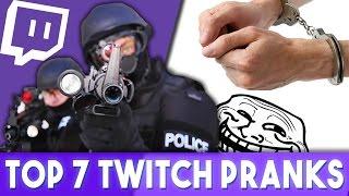 TOP 7 Twitch Pranks