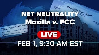 Net neutrality appeal: Listen live to courtroom action
