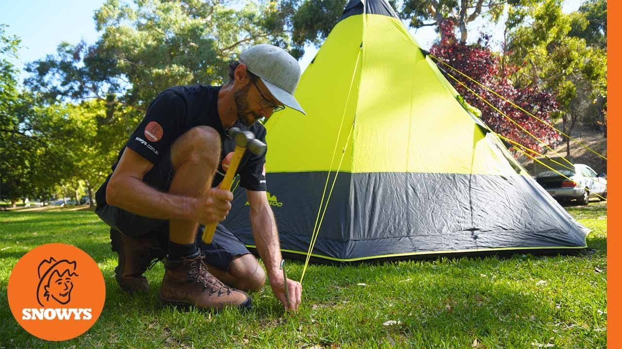 Malamoo Teepee 6 Tent