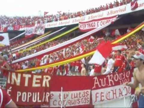 """Bairro da Azenha"" Barra: Guarda Popular • Club: Internacional"