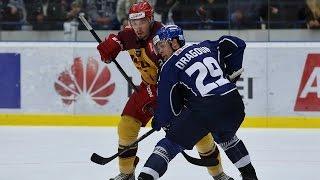 preview picture of video '4. kolo čtvrtfinále 1. ligy: Rytíři Kladno - HC Dukla Jihlava 3:2pp'