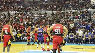 Daniel Padilla at JC de Vera nagkairingan sa Star Magic All Star Game