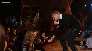 Justin Bieber - Mistletoe LIVE HD On A Michael Bublé Christmas Show 2011