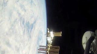 """Полет на """"Союзе"""" к МКС глазами космонавта стал хитом на YouTube"""
