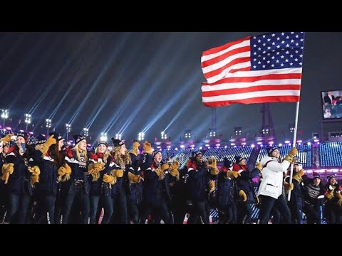 Download Team USA Dances Into Olympics 'Gangnam Style' HD Mp4 3GP Video and MP3