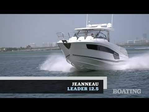 Jeanneau Leader 12.5 WA video
