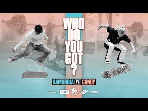 Who Do You Got? Samarria Brevard vs. Candy Jacobs   WBATB