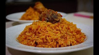 HOW TO MAKE JOLLOF RICE - ZEELICIOUS FOODS