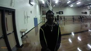 Meadowbrook gym with friends