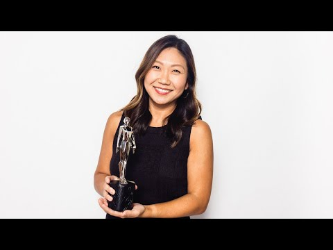 Jimmy Fallon 'Tell Me A Joke' wins the Emerging Platform award - Streamys Brand Awards 2019