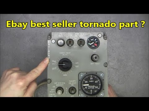 Tornado environment control panel teardown