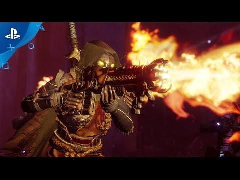 Destiny 2: Forsaken - Last Wish Raid Trailer   PS4