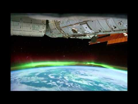 CANIBUS NASA Aurora Australis Earth Pass Over Footage(extended),WHEN WE WERE INVINCIBLE canibus