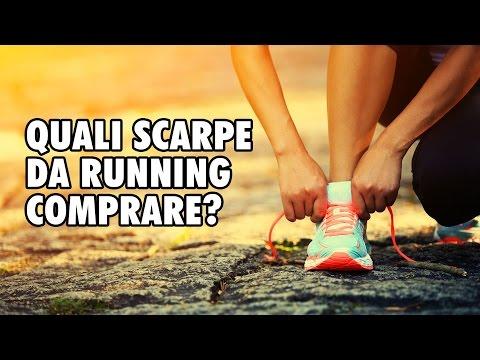Quale scarpa da running acquistare?