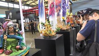 Tsume Art Full Booth Tour (Shanghai Wonderfest 2019)