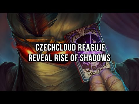 CzechCloud reaguje - Rise of Shadows Reveal