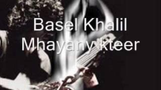 Basel Khalil Mhayany Kteer