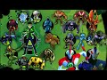 Ben 10 All Aliens amp Ultimate Skills Guide Ultimate Al
