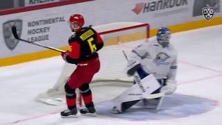 Joensuu scores off Regin feed