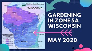 What is Growing in Wisconsin - May 2020