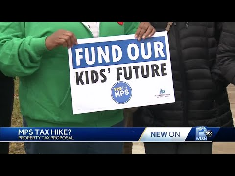 Groups at odds on whether to raise taxes for Milwaukee schools