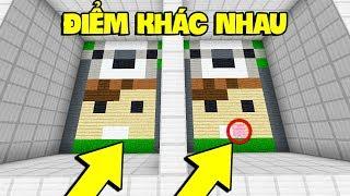 100% OOPS MAZK SẼ KHÔNG TÌM THẤY ĐIỂM KHÁC NHAU (Zeros Minecraft)