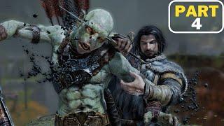 Middle Earth Shadow of Mordor - Walkthrough Gameplay / 1080p HD (part 4) : گیم پلی بازی سایه موردور