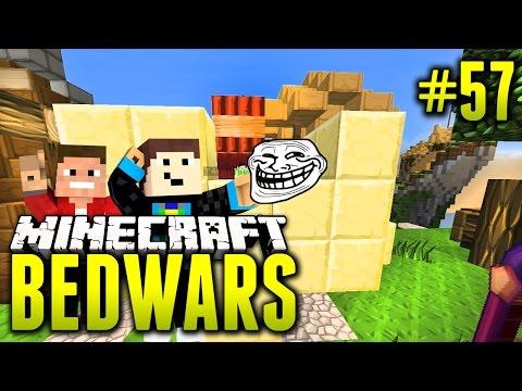 TNT-SCHAFE als GESCHENK!  - Minecraft BEDWARS #57 l GommeHD Let's Play Bedwars