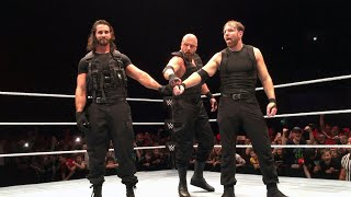 Download Video The Shield recruit Triple H at WWE Live Event in Glasgow: Exclusive, Nov. 1, 2017 MP3 3GP MP4