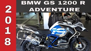 2018 bmw gsa. brilliant 2018 bmw gs 1200 adventure 2018  rally throughout bmw gsa