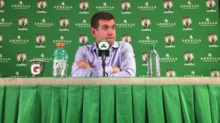 Brad Stevens says Isaiah Thomas continues to amaze in 4th quarter