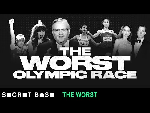 1500 meters, 4 disqualified athletes, and only one medal awarded | The Worst Olympic Race