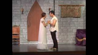 "CAMELOT (The Musical):  ""I Loved You Once in Silence"" & reprise"