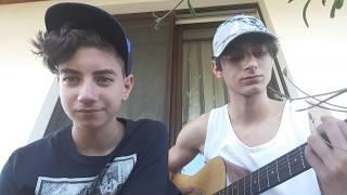 Benji & Fede   Dove E Quando   Eros & Samuel Cover
