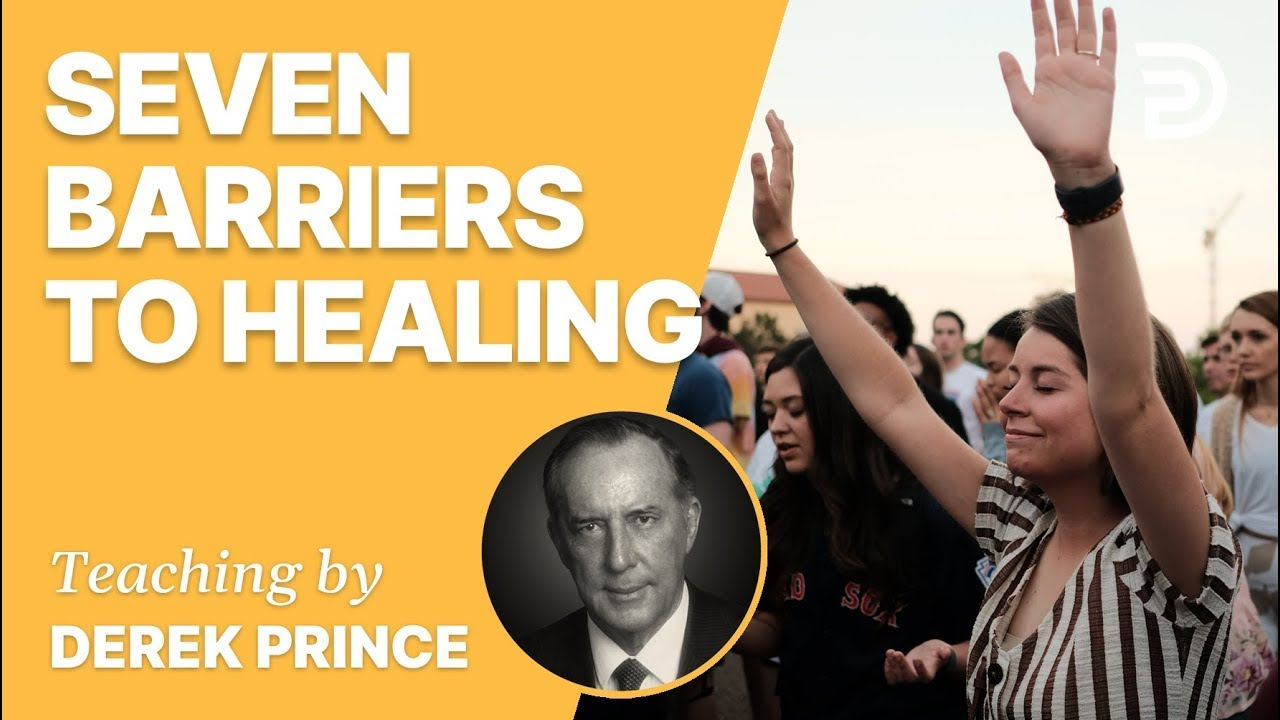 YouTube thumbnail for Seven Barriers to Healing
