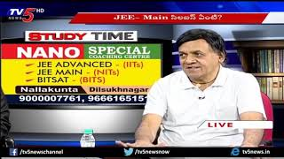 JEE Main Preparation Tips-Nano IIT Academy-Best IIT Coaching in Hyderabad
