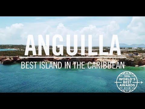 Anguilla: Best Island in the Caribbean | World's Best 2018 | Travel + Leisure