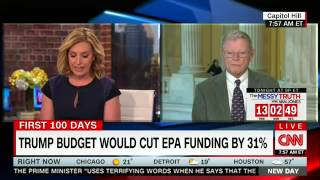 Inhofe on EPA Brainwashing