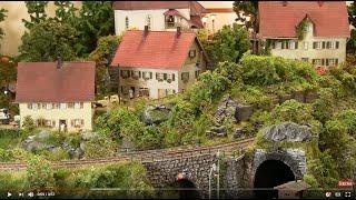 European Custom HO Toy Fair Layout for Sale
