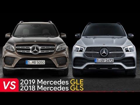 Mercedes Benz Gle Class SUV Кроссовер класса J - тест-драйв 4