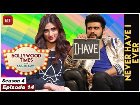 Arjun Kapoor & Athiya Shetty talk Mubarakan - Never Have I Ever - Season 4 Episode 14