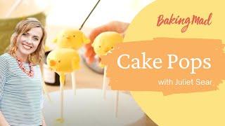 Really Easy Cake Pops Recipe