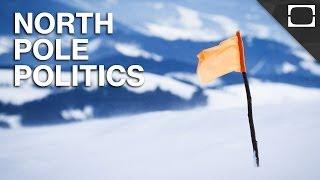 North Pole - Land Ownerdship