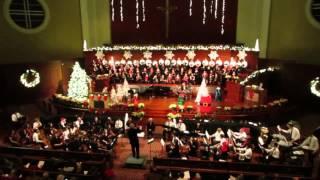 JCUMC POPS 2015 -  White Christmas to Beatles