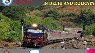 Get Top Ranking Train Ambulance Service in Delhi and Kolkata by Sky