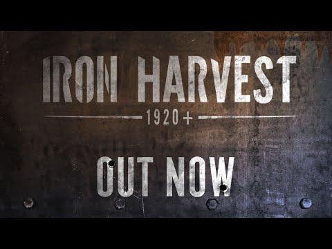 Trailer de Iron Harvest Deluxe Edition
