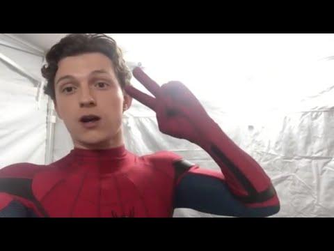 스파이더맨: 파 프롬 홈 예고편 한국어