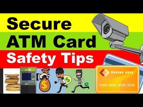ATM Safety Tips - смотреть онлайн на Hah Life