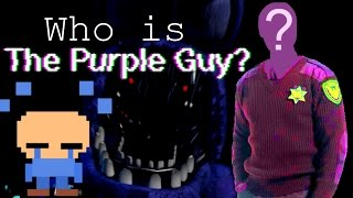 """""""Who is the Purple guy?"""" 
